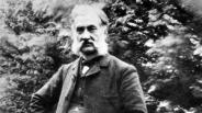 LOUISE LE PRINCE Roundhay Garden Scene 1888